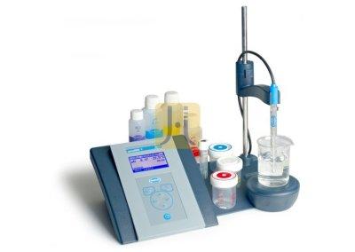 pH- METRO SENSION+ pH3, con accesorios + electrodo 50 21 HACH.