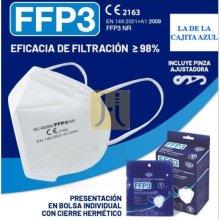 MASCARILLA FFP3 ULTRA PLUS PROTECCIÓN