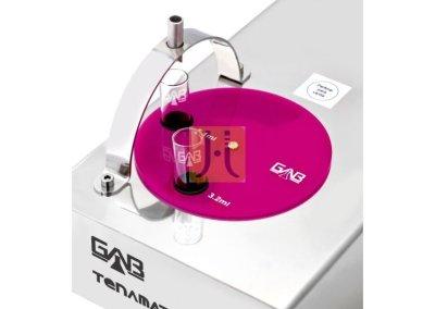 TENAMATIC automatización del método para la acidez volátil