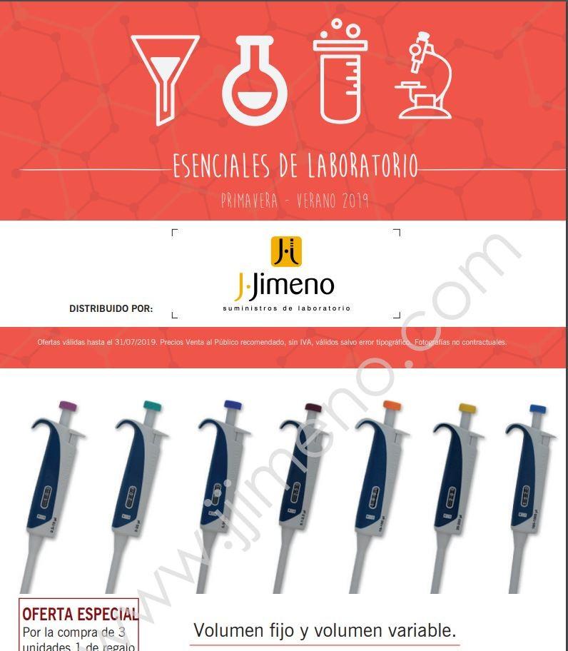 Esenciales de Laboratorio